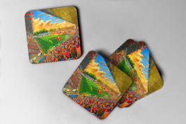 the dell Coaster set of four